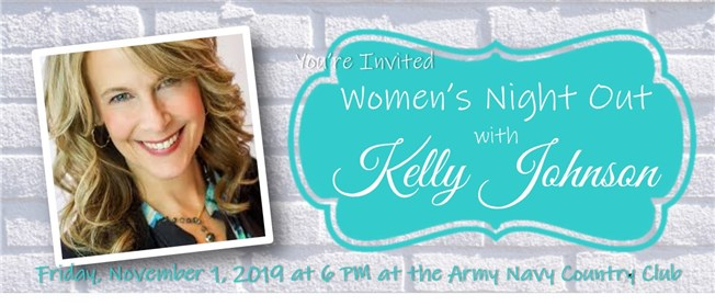 Women's Night Out with Kelly Johnson